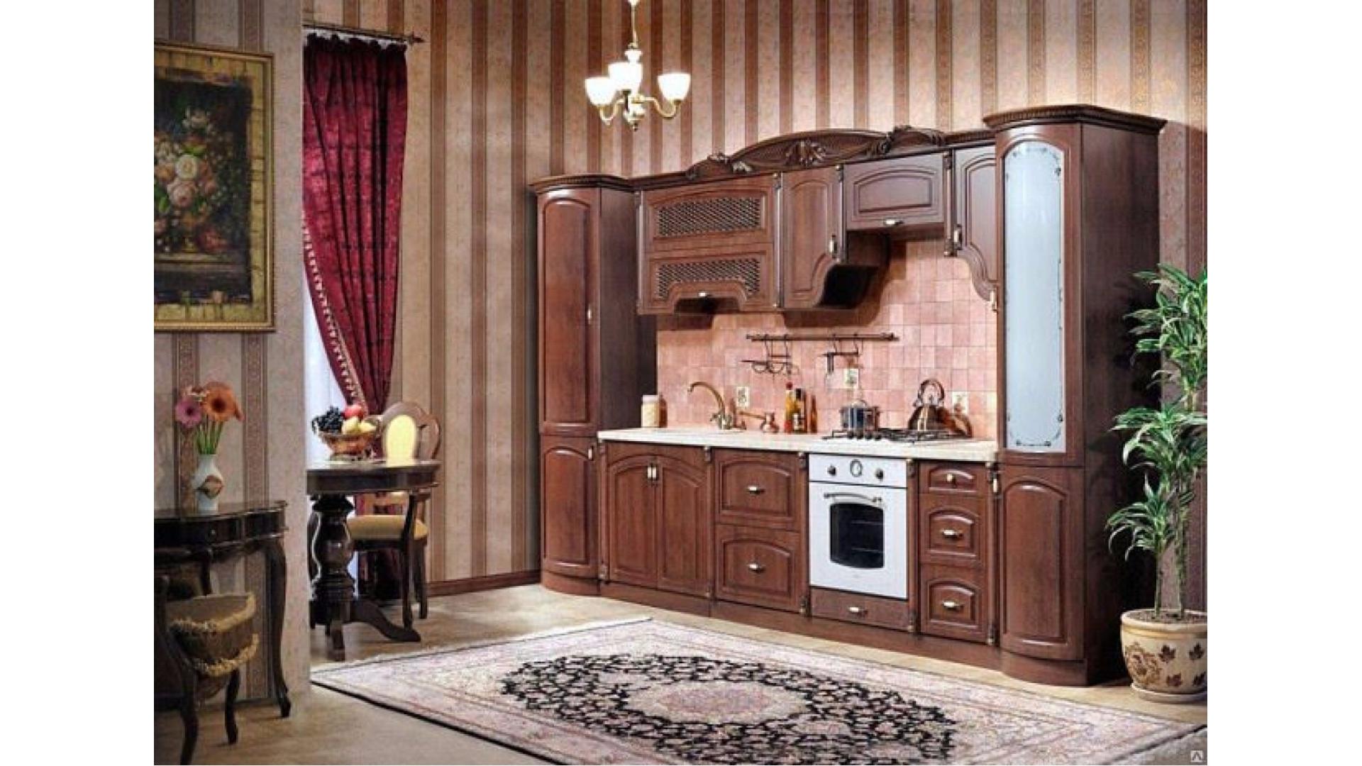 кухня Мадлен караваджо