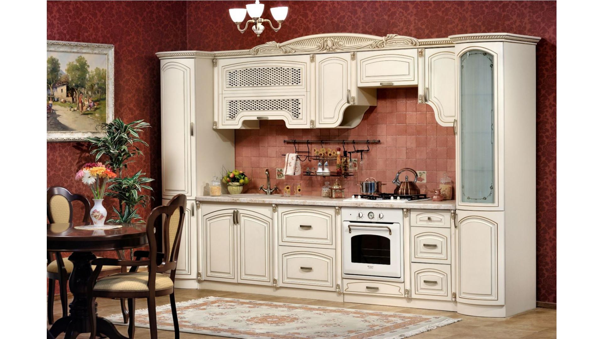 кухня Мадлен крем