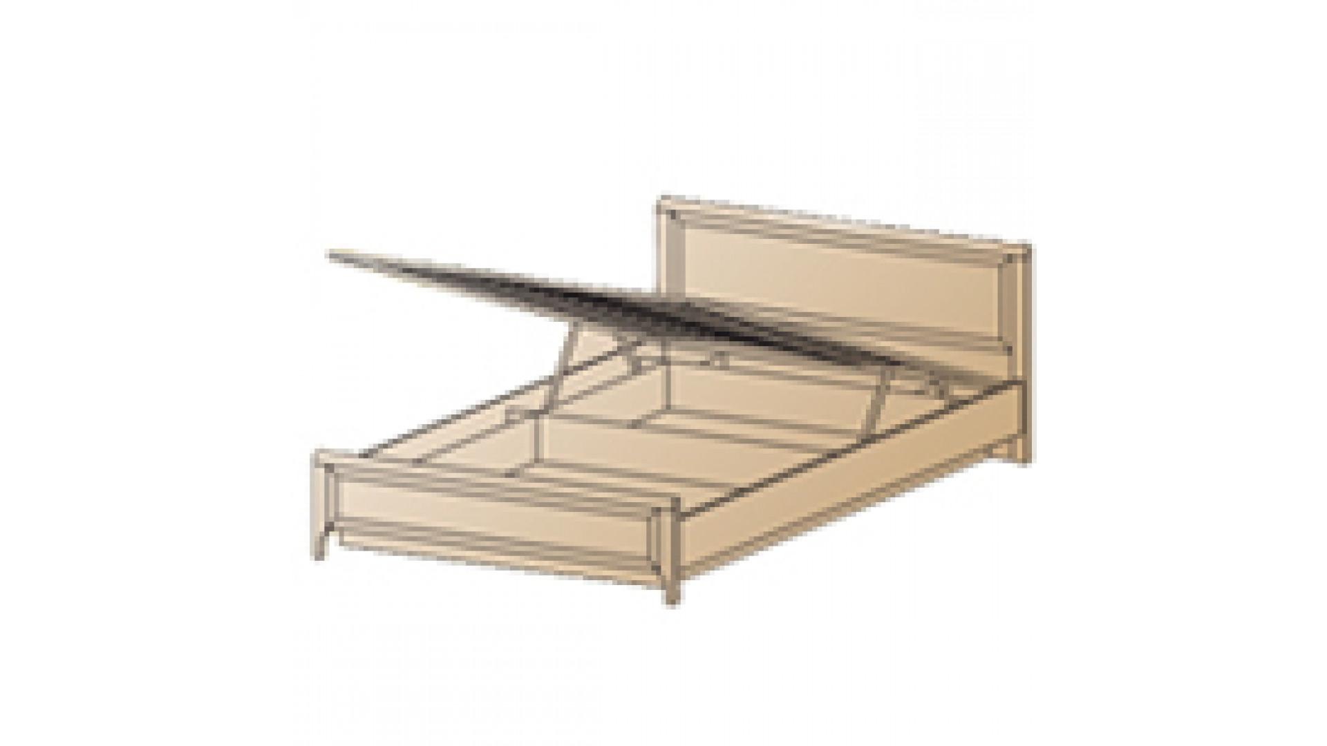 Кровать КР-1023 (1,6х2,0)
