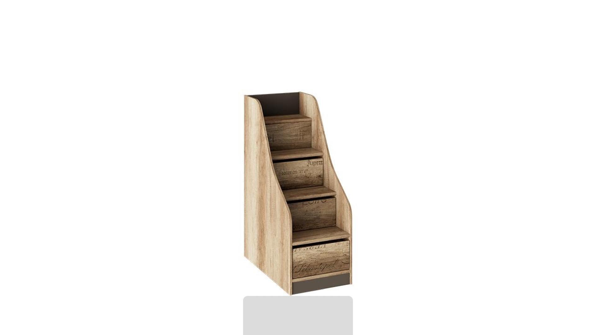 Лестница приставная с ящиками Пилигрим