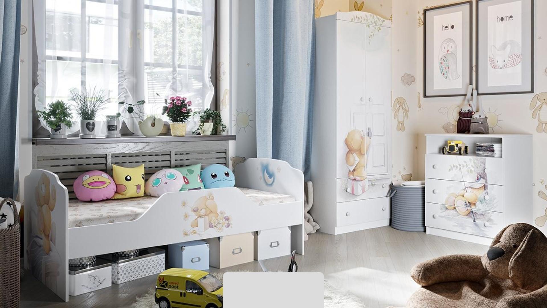 Набор детской мебели Тедди №2