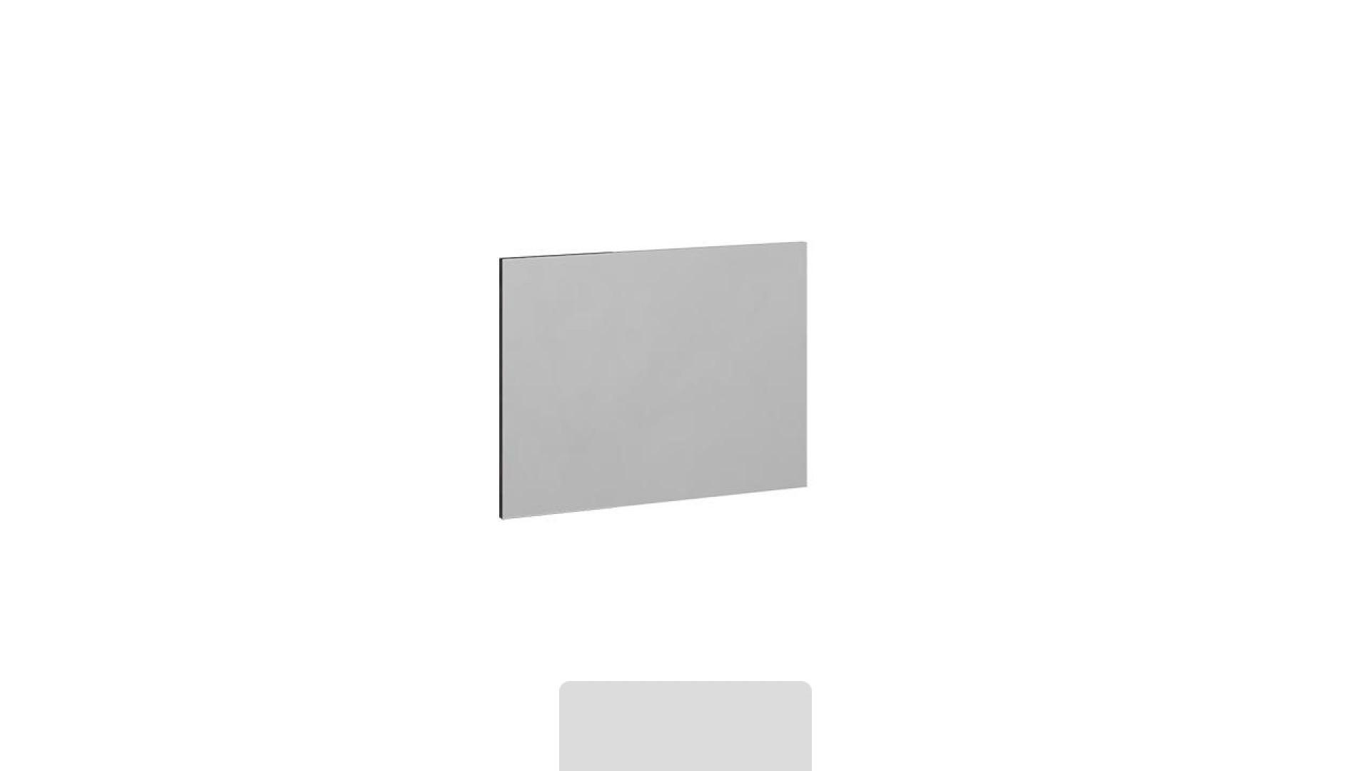 Панель с зеркалом Фьюжн (Венге Линум)